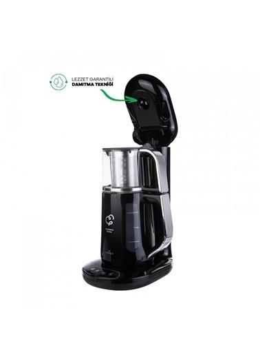 Karaca Çaysever Robotea Çay Makinesi Chrome Renkli